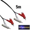 RCA kábel 5m