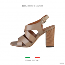 Made In Italia készült Italia női szandál LOREDANA_ barna