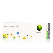 Coopervision MyDay Daily Disposable 30 db kontaktlencse