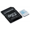 Kingston Kingston 32GB microSDHC CL10 UHS-I U3 Action + adapterrel