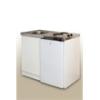 Ecorgan 105112K minikonyha hűtőszekrénnyel
