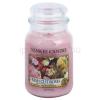 Yankee Candle Fresh Cut Roses illatos gyertya  623 g Classic nagy méret + minden rendeléshez ajándék.