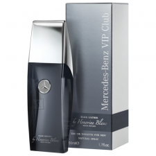 Mercedes-Benz Vip Club Black Leather by Honorine Blanc EDT 50 ml parfüm és kölni
