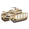 Revell Pz.Kpfw. IV Ausf.H Modell Készlet 03184