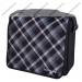 Herlitz Be.bag Oldaltáska, Black Checked