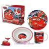 Gyermek étkészlet porcelán Disney Verdák, Cars