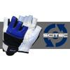 Scitec Nutrition Kesztyű Scitec - Blue Style férfi kék, fekete, fehér XLScitec Nutrition