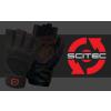 Scitec Nutrition Kesztyű Scitec - Red Style férfi fekete, piros M Scitec Nutrition