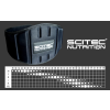 Scitec Nutrition Öv Scitec - Fitness fekete XXL Scitec Nutrition