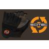 Scitec Nutrition Kesztyű Scitec - Orange Style férfi fekete, narancssárga L Scitec Nutrition