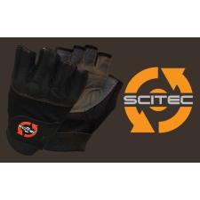Scitec Nutrition Kesztyű Scitec - Orange Style férfi fekete, narancssárga L Scitec Nutrition edzőkesztyű