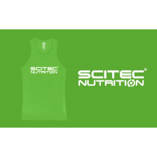 Scitec Nutrition Trikó Girl Normal női zöld S Scitec Nutrition