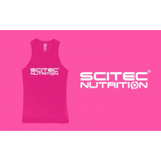 Scitec Nutrition Trikó Girl Normal női pink S Scitec Nutrition