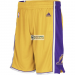 Adidas rövidnadrágkosárlabda adidas Los Angeles Lakers NBA Swingman M A20641