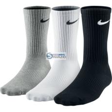Nike zokni Nike Lightweight Crew 3pak SX4704-901
