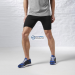 Reebok rövidnadrágsíkfutás Reebok Running Essentials Short Tight M B85445
