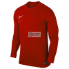 Nike Póló Futball Nike PARK VI LS Junior 725970-657