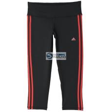 Adidas nadrág Edzés adidas Basic 3S 3/4 W AJ9372