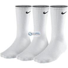 Nike zokni Nike Cushion Crew 3pak SX4700-101