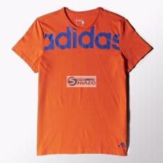 Adidas Póló adidas Lin Tee M S21286