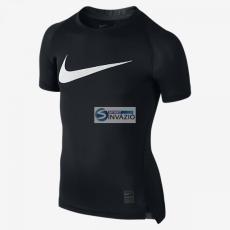 Nike Póló termolépés▶ywna Nike Cool HBR Compression Junior 726462-010