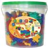 Clics Műanyagdobozos építőkészlet (175 elemes)