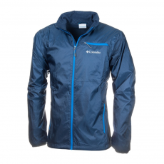 Columbia Lookout Point Jacket Esőkabát,széldzseki D (1580282-o_465-Collegiate Navy)