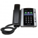 Polycom VVX500 Desktop phone Skype for Business (Lync) HD Voice 2200-44500-018 Performance Business Media Phone