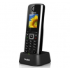 Yealink W52H IP DECT handset DECT handset to expand an existing Yealink W52P