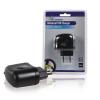 HQ Univerzális, hálózati USB töltõ, P. SUP. USB401