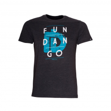 Fundango Basic T Logo 15 T-shirt D (1TO10115_890-black)