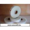 ATS Bandázsszalag, hőhegesztéses, áttetsző, műanyag, 30mm, 175m (826)