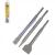 DeWalt   1+2 Év Garancia! Dewalt SDS-Plus 3 db-os vésőkészlet, 250mm  DT60330-QZ
