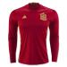 Spanyol válogatott hazai Hosszú ujjú mez 2016