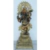 Hindu isten-Ganésa/80 cm/bronz-arany