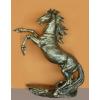 Ló-ágaskodó-90 cm/arany