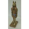 Anubisz-100cm/arany-réz-ezüst