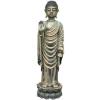 Buddha-thai-álló-49cm/antik arany