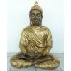 Buddha-thai-meditáló/75 cm/bronz-arany