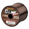 Gamakatsu G-line Element Dark Brown 0,40 755m
