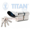 Titan K5 zárbetét 35x40 gombos