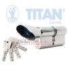 Titan K5 zárbetét 30x55 gombos