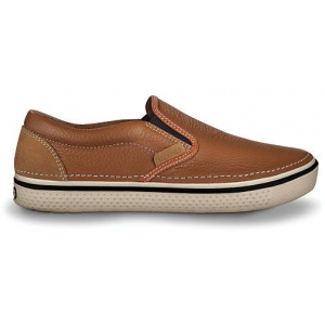 Crocs Cipő Hover Slip On Leather
