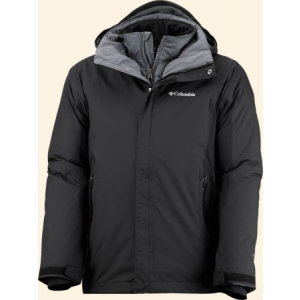Columbia Kabát Tonpaite™ Stretch Interchange Jacket