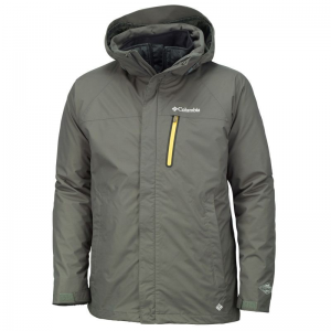 Columbia Kabát Shred Launcher Jacket