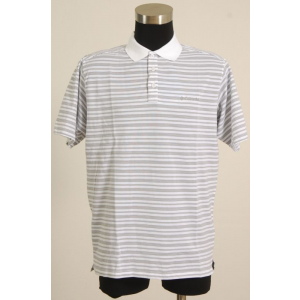 Columbia Poloing Elm Creek Polo Stripe