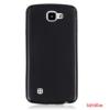 CELLECT LG K4/E1 vékony szilikon hátlap, Fekete
