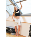 Fitdress Summer Bermuda-cream