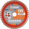 EXTOL PREMIUM EXTOL gyémántvágó TURBO gránit/kerámia; 115×22,2mm, max.13.300 ford/perc