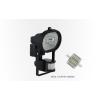 Mozgásérzékelős fényvető + 7,5W R7S LED égő VEGA J-118 fehér